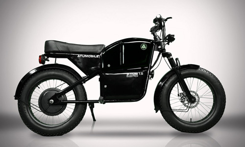 Atumobile Electric Bike